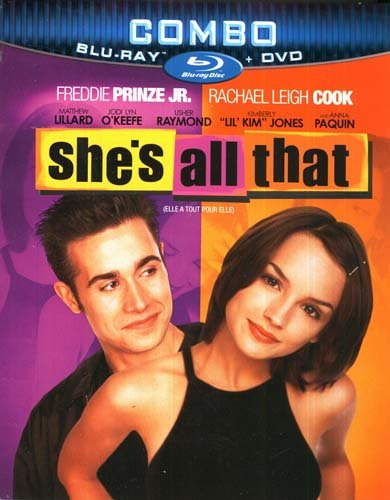 She's All That (DVD + Blu-ray Combo Pack) (Blu-ray)