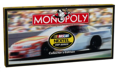- NASCAR Nextel Cup Series Edition of Monopoly