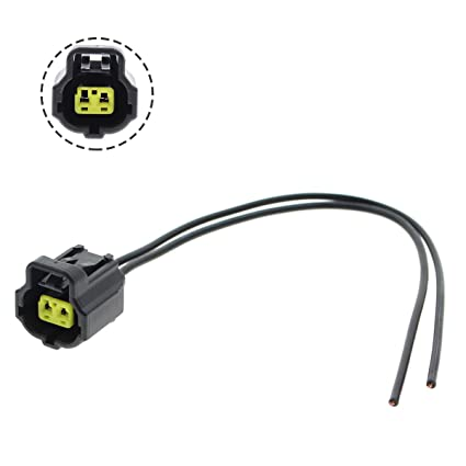 amazon com: goodeal coolant temperature sensor connector repair pigtail  158-0421 pmps for toyota: automotive