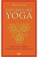 Das Herz des Yoga Board book