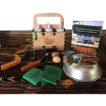 Backyard Hibachi Accessory Bundle Kit