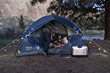 Coleman 4-Person Dome Tent for Camping | Sundome