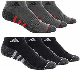 Men Athletic Low Cut Sock 6 pack