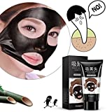 Deep Cleansing Purifying Blackheads and Acne Peel-off Mask Black Mud Face Mask 50g by TOPUNDER G