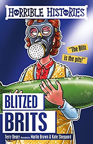 book cover of The Blitzed Brits