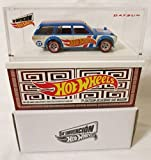 datsun wagon hot wheel - Hot Wheels Mexico Convention Limited Edition Real Riders - '71 Datsun Bluebird 510 Wagon (Only 7,000 Made!)