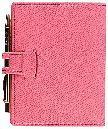 Carla Prestige Taschen-Terminkalender Club 2019 greanadine rosa: 1 Woche auf 2 Seiten. 12 Monate: Januar bis Dezember. Von 7.00 Uhr bis 20.00 Uhr B0045H9H30