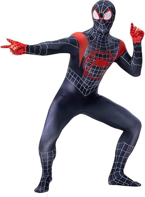 ZZX Traje De Superhéroe,Disfraz De Spiderman,Traje De Cosplay De ...