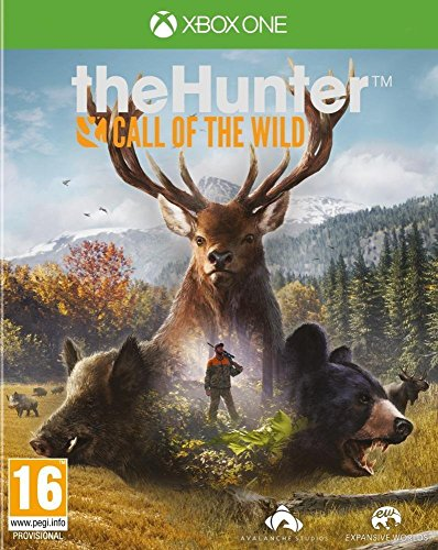 The Hunter: Call of the Wild (Xbox One) (The Hunter Call Of The Wild Xbox One)