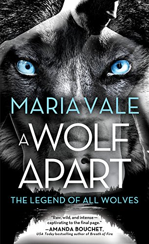 A Wolf Apart (The Legend of All Wolves Book - Adirondack Screen