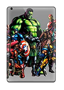 Best Durable Protector Case Cover With Marvel Hot Design For Ipad Mini