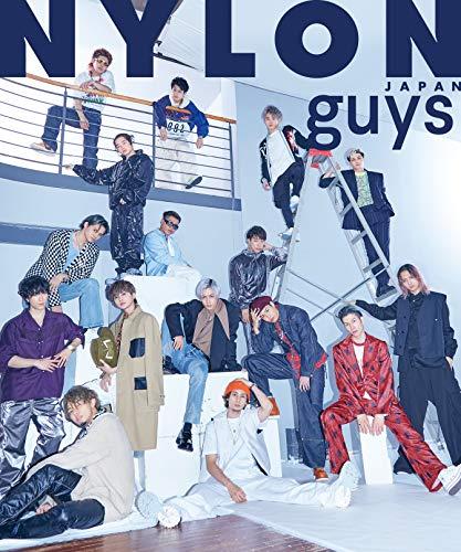 NYLON JAPAN 2021年4月号 画像 B