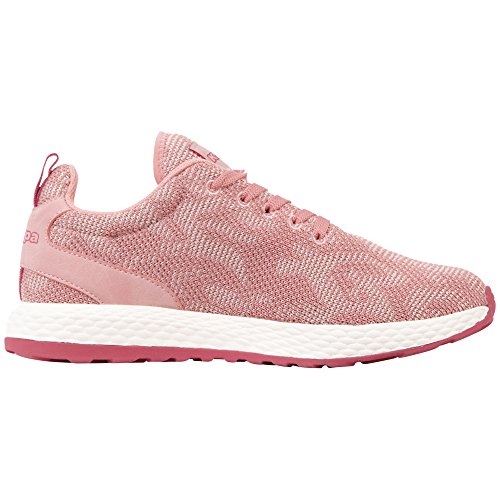 Rosé Mixte Rouge 2143 Kappa Escape Adulte Offwhite Basses Sneakers xxtYA6