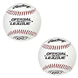 Rawlings OLB3 Official League Recreational Play Baseball (2)