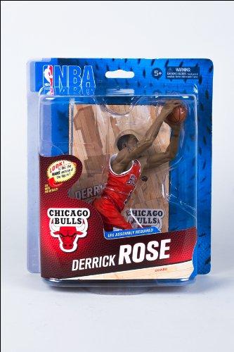 McFarlane Toys NBA Series 24 Derrick Rose Action Figure by McFarlane