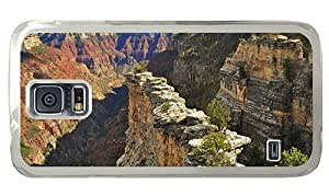 Hipster online Samsung Galaxy S5 Cases grand canyon arizona PC Transparent for Samsung S5
