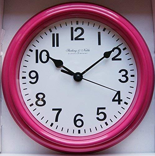 Kess InHouse Akwaflorell Fruit and Fun Wall Clock 12 Diameter