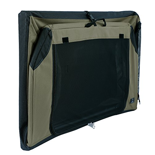 A4Pet Large Collapsible Leakproof Dog Crate with Waterproof Bottom for Large Dog up to 70 pounds by A4Pet (Image #3)