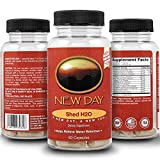 Shed H2O | Natural Diuretic Water Pills for Water Retention Relief, Supports Men and Women in Reducing Bloating and Water Weight | Supports Healthy Potassium Levels by New Day Health