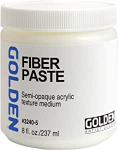 Golden 32405 Fiber Paste-8 ounce