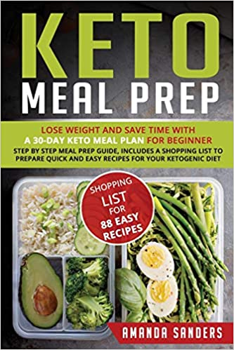 Keto Meal Prep: Lose Weight and Save Time with a 30-Day Keto