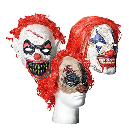 Scary Face Masks For Halloween - 6