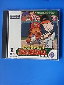 Amazon.com: Backyard Baseball 2001: Video Games