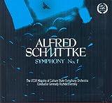 schnittke symphony 3 - Alfred Schnittke: Symphony No. 1 by Victor Guseinov (2013-08-03)