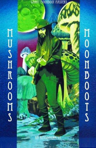 buy online 06856 5c52b Mushrooms & Moonboots: Amazon.co.uk: Mr Garry Moonboot ...