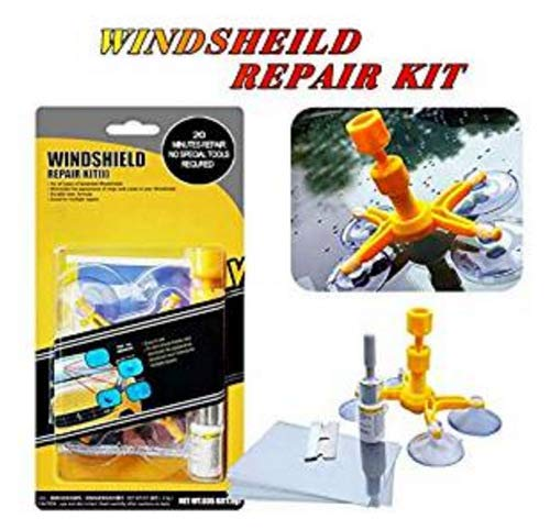 Car Windshield Repair Kit high Quality Auto Windshield Crack Repair Kit for Windshield Crack Repair and Glass Repair
