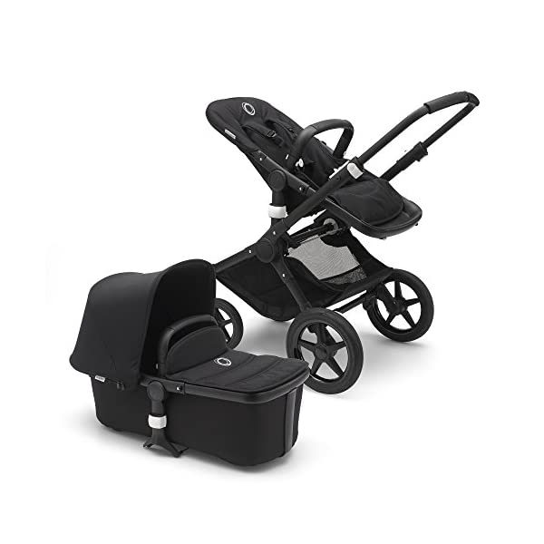 Best Foldable Baby Stroller 2021- Bugaboo Fox Complete Full-Size