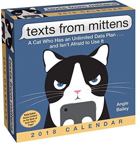 Texts from Mittens the Cat 2018 Day-to-Day Calendar PDF