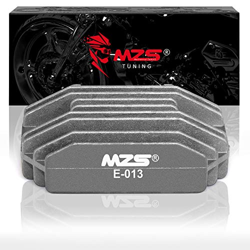 MZS Voltage Regulator Rectifier for Yamaha R1 98-01/ R6 99-05/ R6S/ YZF600/ FZ6/ FZ6N/ FZ6S/ FZ6R/ FZR600/ V-STAR XVS400/ XP500 T-MAX 500/ TDM 800 850/ XJ600/ MAX 600 700/ SX 600 700/ VMAX 600 700