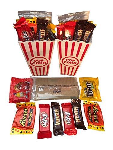 - Movie Night Gift Bundle Care Package, Valentines, Easter Basket, Christmas, Birthday