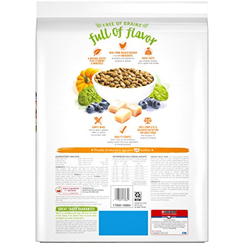 Buy rated grain free dog food