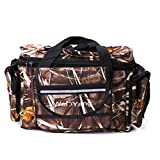 Fishing Bag Large Capacity Waterproof Outdoors Tackles Storage Portable Shoulder