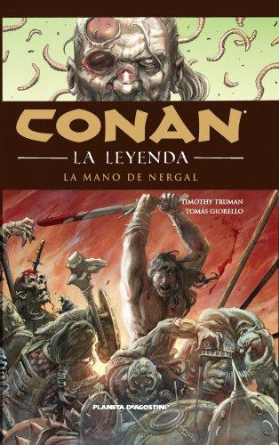 Conan La leyenda nº 06/12: La mano de Nergal