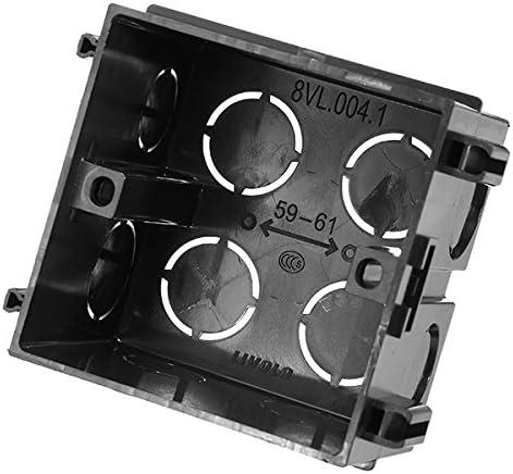 Caja de Montaje Livolo Reino Unido Estándar Interno Para 86mm * 86mm Interruptor de Luz de la Parojo: Amazon.es: Hogar