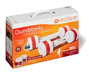 Wii - EA SPORTS Active Dumbbells / Hanteln