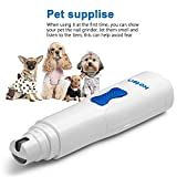 Pet Nail Grinder, Electric Battery Operated Pet