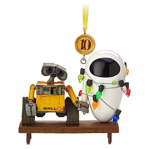 Disney WALL8226;E and E.V.E. Legacy Sketchbook Ornament - Limited Release465068350236 -