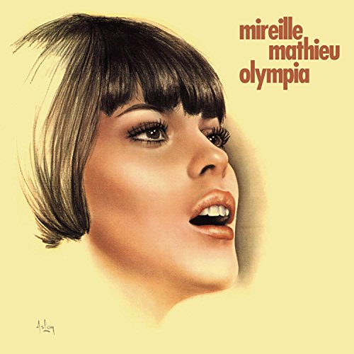 Mireille Mathieu - Live Olympia 67 / 69 (France - Import, 2PC)