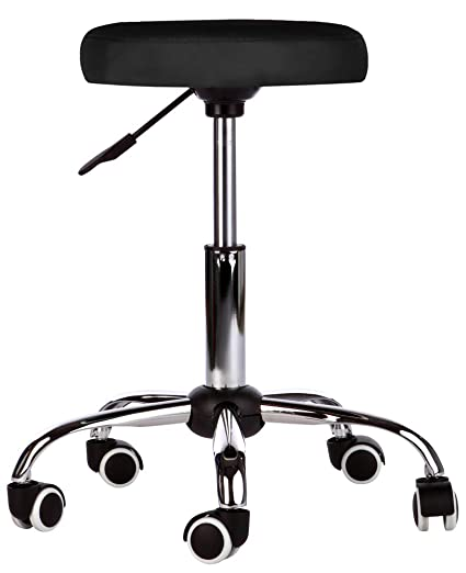 Stupendous Massage Beauty Therapy Gas Stool Height Adjustable Black Gmtry Best Dining Table And Chair Ideas Images Gmtryco