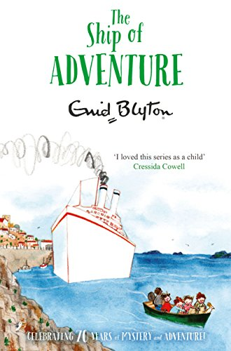 The Ship of Adventure (Adventure Series, Book 6)