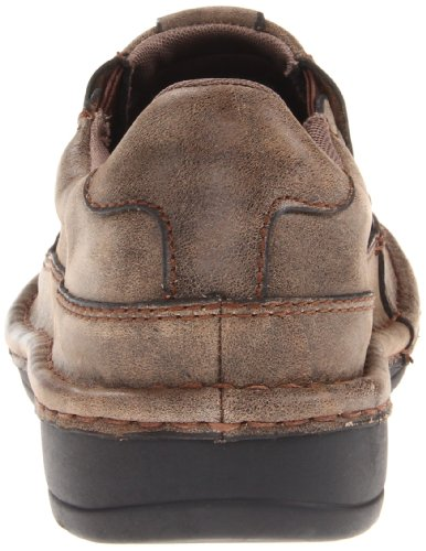 Roper Menns Opanka Slip-on Uformell Vestlige Sko Vintage Nubuck Tan