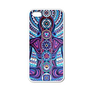 super shining day Chakra Age Meditation TPU Material Phone Back Case Compatible with iPhone 5C