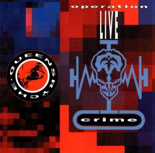 Queensryche: Operation Livecrime (Audio CD)