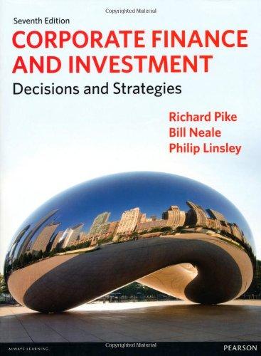 Corporate finance investment decisions strategies platinum vs gold investment 2021