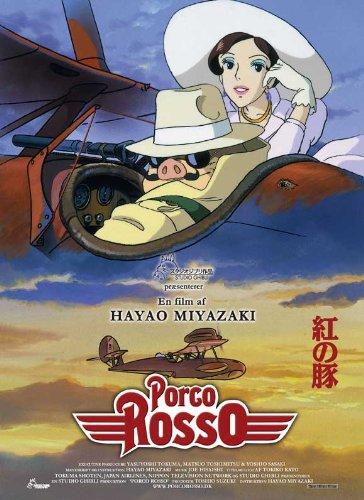 27 x 40 Porco Rosso Movie Poster