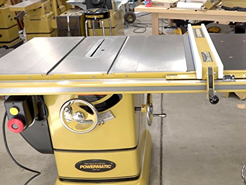Assembly of a PM2000 Table Saw (Extensions Saw Table)